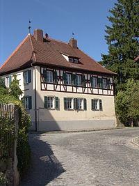 Baudenbach Evangelisches Pfarrhaus 001.jpg