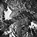 Beartooth Plateau, Cirque Glacier and Rock Glacier, August 19, 1963 (GLACIERS 1661).jpg