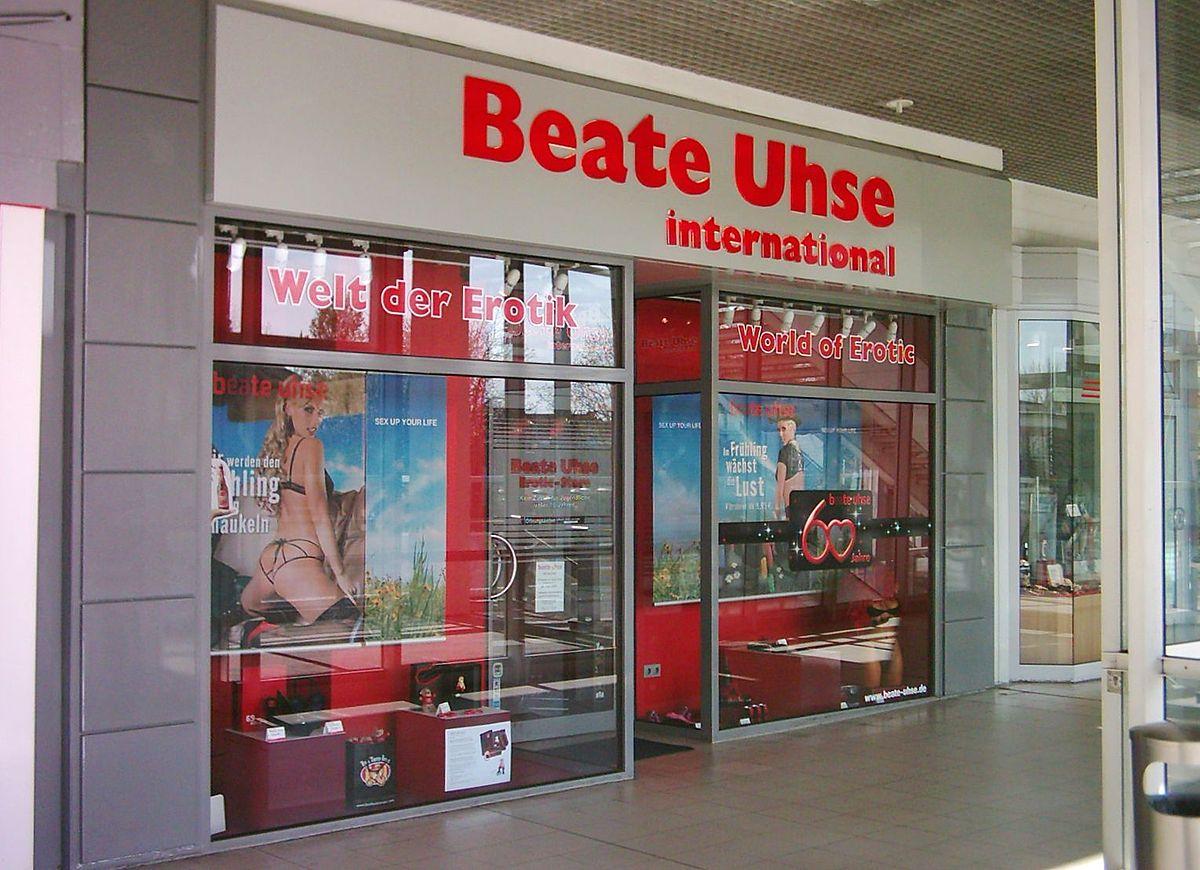 Beathe Uhse Shop