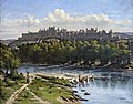Beaux-Arts de Carcassonne - La Cité de Carcassonne - Emile Roumens.jpg