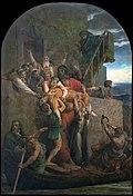 Beaux-Arts de Carcassonne - Martyr Chrétien - Alexandre Cabanel 1855.jpg