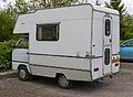 Bedford Rascal Camper Van (rear) - Flickr - mick - Lumix.jpg