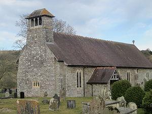 Beguildy - Beguildy Church