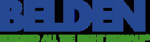 Belden (electronics company) - Image: Belden 250px