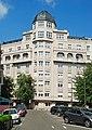 Belgique - Bruxelles - Place Georges Brugmann - Paul Picquet - 01.jpg