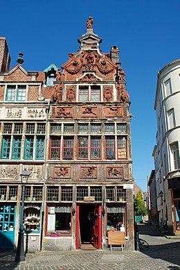 Maison du Cerf Volant — Wikipédia