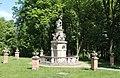 Benešov, Konopiště, socha Neptuna (2018-05-06; 01).jpg