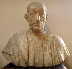 Buste de Pietro Mellini
