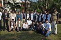 Bengali Language Wikimedians - Bengali Wikipedia 10th Anniversary Celebration - Jadavpur University - Kolkata 2015-01-10 3102.JPG