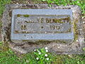 Bennett, Lone Fir Cemetery, May 2012.JPG