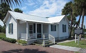 Bensen House - Image: Bensen House (Grant, Florida) 001 crop