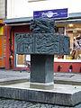 Bensheim Innenstadt Brunnen.JPG