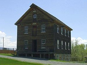 Benson Grist Mill - Image: Benson Grist Mill Utah