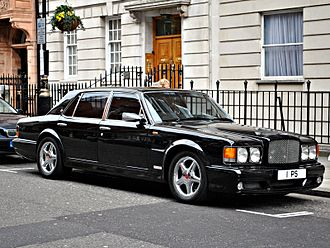 Bentley Turbo R - A rare 1998 Bentley Turbo RT Mulliner