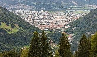 Chur - View of Chur.