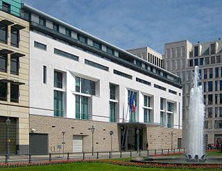 Embassy of France, Berlin