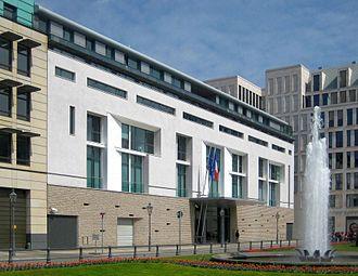 Embassy of France, Berlin - Embassy of France in Berlin