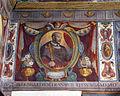 Bernardino Poccetti e aiuti, affreschi della sagrestia di san bartolomeo di ripoli, 1585, fregio 05 san pietro igneo.JPG