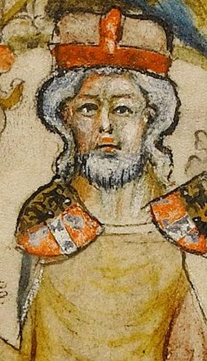 Berthold, Duke of Merania - Image: Berthold IV of Merania (Hedwig Codex)