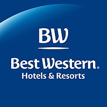 Best Western - Wikipedia on best western offices, best western hotel logo, best western location map, best western history, best western reservations, best western hotel map,