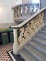 Bethlen tér 3, korlát a bejárati folyosó és a lépcsőház között, 2018 Erzsébetváros.jpg