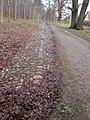 Bevaret rest af Strandvejen i Egebæksvang.jpg