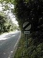 Beware^ Speeding tanks. - geograph.org.uk - 845661.jpg