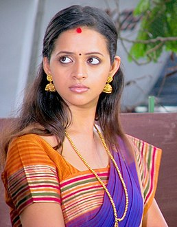 Bhavana in one of her films.