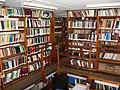 Biblioteka IH UW. Galeryjki na zapleczu przed remontem. .jpg