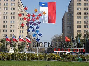 Chile Cumple 200 Este 18 de Septiembre (Bicentenario) :D