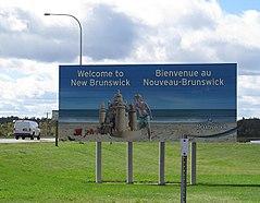 Bienvenue au Nouveau-Brunswick