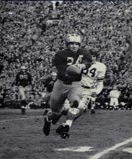 Bill Putich American football player