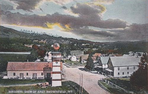 Brownfield mailbbox