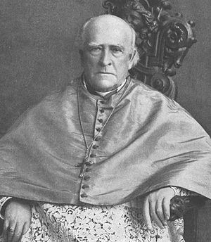 Bernard John McQuaid - Image: Bishop Bernard John Mc Quaid