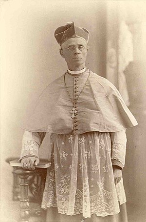 Joseph Projectus Machebeuf - Image: Bishop Joseph Projectus Machebeuf