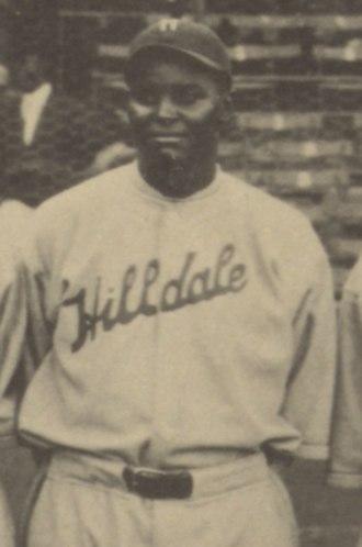 Biz Mackey - Mackey at the 1924 Colored World Series.