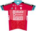 Bizkaia Durango-Euskadi Murias 2018 jersey.png