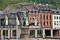 Blücherdenkmal von 1894 (Bildhauer Professor Friedrich Schaper), Dargestellt in seiner üblichen Felduniform während der Freiheitskriege 1813-1815. - panoramio.jpg