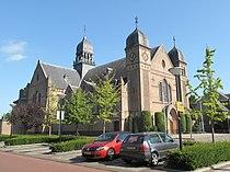 Bladel, de Sint Petrus Bandenkerk foto102012-09-16 12.01.jpg