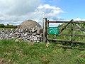 Blast Shelter, Hindlow Quarry - geograph.org.uk - 176964.jpg