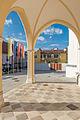 Bleiburg Pfarrkirche hll Peter und Paul Vorhalle 21092015 7714.jpg