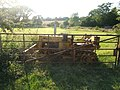 Blocked Farm Gateway - geograph.org.uk - 535531.jpg