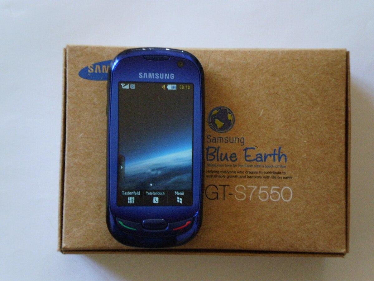Samsung S7550 - Wikipedia