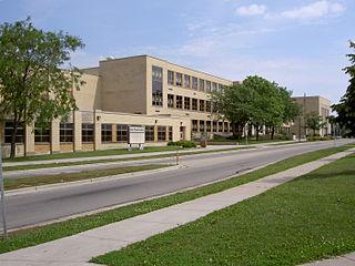 Beloit Memorial High School Public secondary school in Beloit, Wisconsin, United States