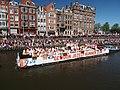 Boat 14 VVD, Canal Parade Amsterdam 2017 foto 5.JPG