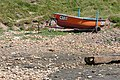 Boat at Brook Bay - geograph.org.uk - 1378726.jpg