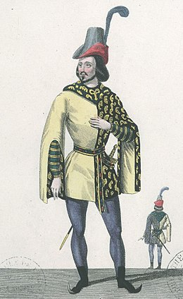 Bocage as Buridan (Tour de Nesle) (cropped).jpg