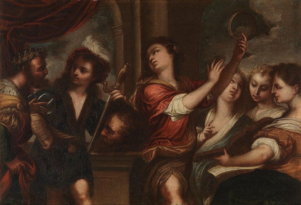 Bocanegra Triunfo de David