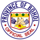 Official seal of Bohol