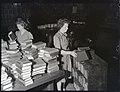 Books for lending library, Mitchell Building.jpg